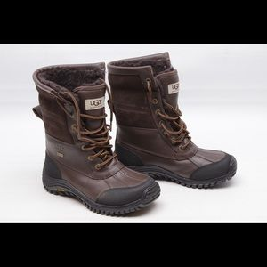 UGG Event Waterproof Leather Vibram Winter Boots